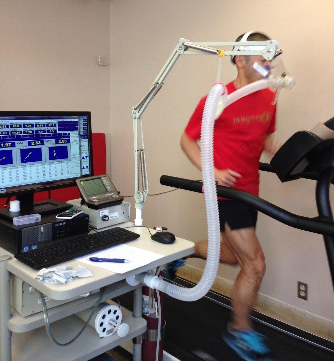 Metabolic-Efficiency-Testing