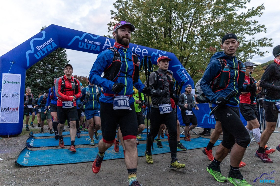 Bromont Ultra pic - start